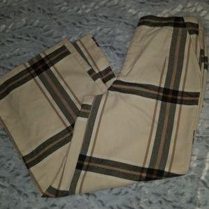 !4 for 25! Plaid Wide Legged F21 Pants